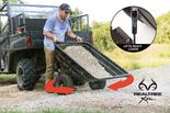 Realtree Half-Ton Lift-Assist and Swivel Hauler by OxCart