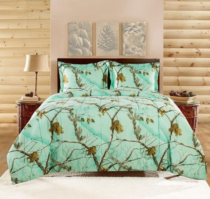New Realtree AP HD Camo Colors Bedding by 1888 Mills | Realtree