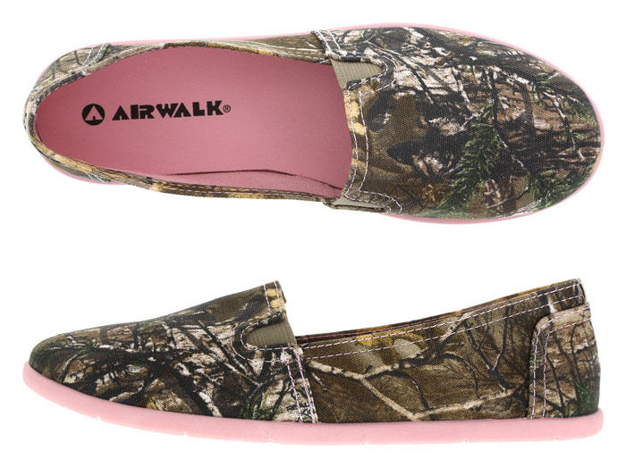 realtree s camo shoes by payless