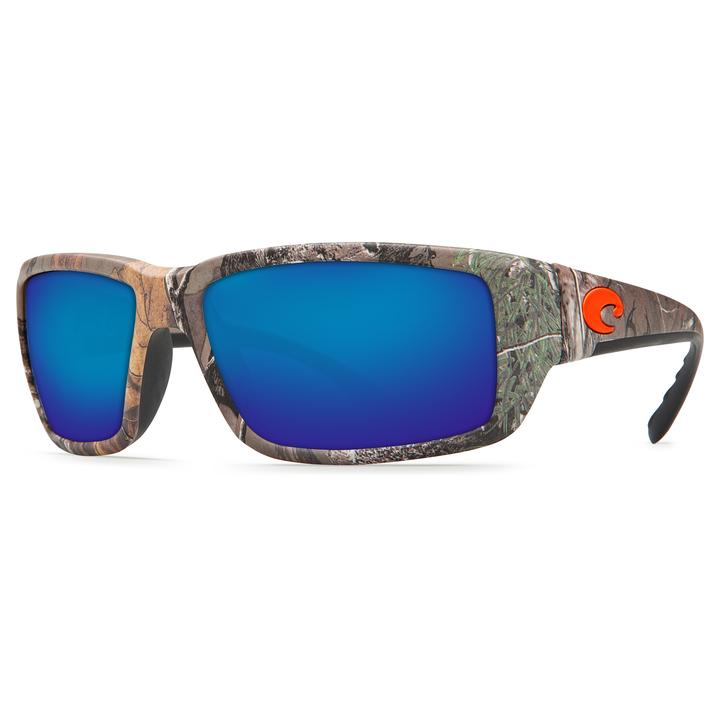 Costa Fantail Sunglasses in Realtree Xtra Blue