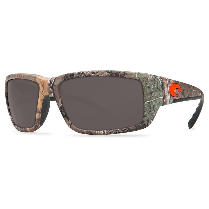 Costa Fantail Sunglasses in Realtree Xtra Gray
