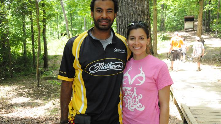 Bow-Up Against Breast Cancer 3-D Archery Tournament Raises $100,000 for Breast Cancer Research Preview Image