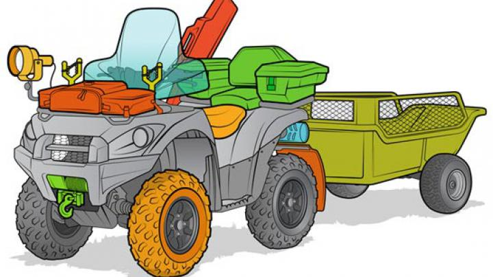 Outfitting the Ultimate ATV for Hunting Preview Image