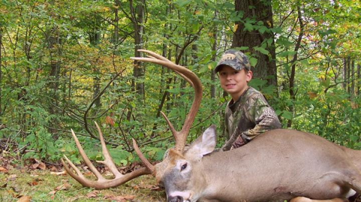 Rack Report: Indiana 10-year-old Tags 180-incher Preview Image