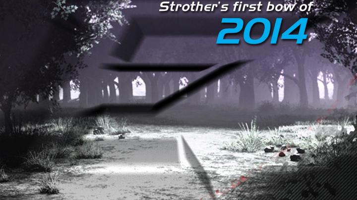 Win Strother's First Bow of 2014 Preview Image