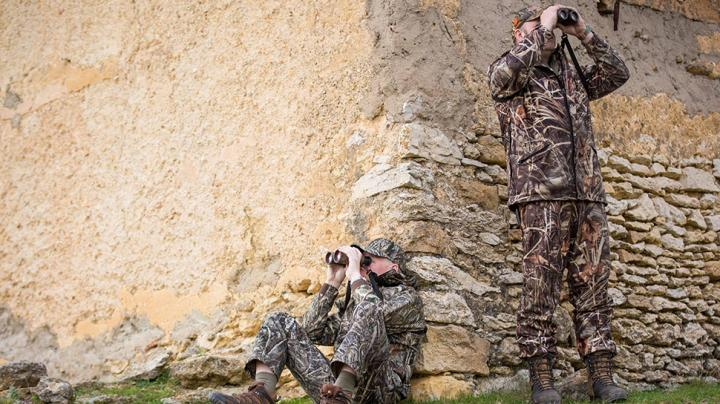 Realtre Max-5 & Realtree Max-4 Camo in Action on Realtree Global hunting. Preview Image