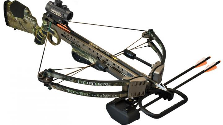 Crossbows to Solve Yankee Deer Tick Problem?  Preview Image