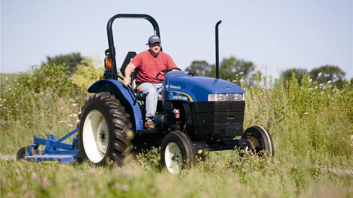 A Look at New Holland Tractors Preview Image