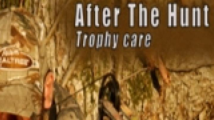 How to take care of your trophy in the field Preview Image