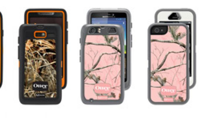 OtterBox Announces Fall Flock of Realtree Camo Cases for Apple, Samsung, Motorola  Preview Image