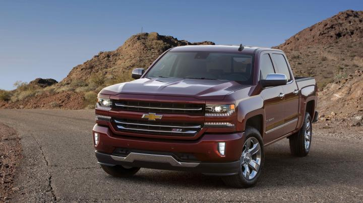 2016 Silverado: The New Face of Strong Preview Image