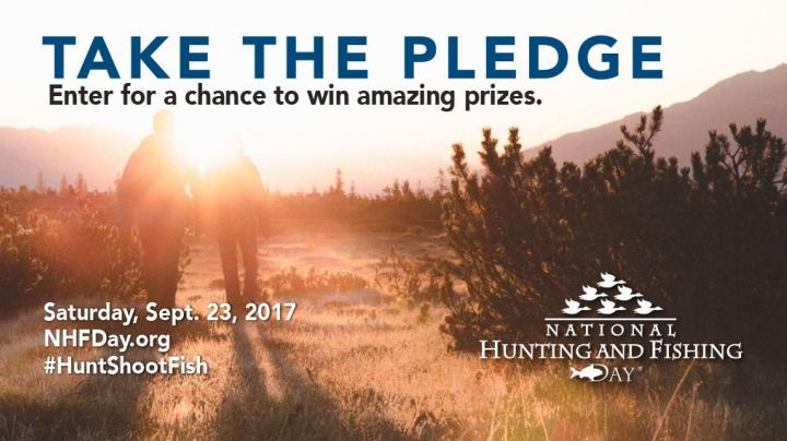 Realtree Sponsors National Hunting and Fishing Day Preview Image