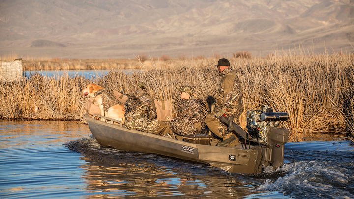 Pacific Flyway Hunting Spotty as Hunters Await Weather Preview Image