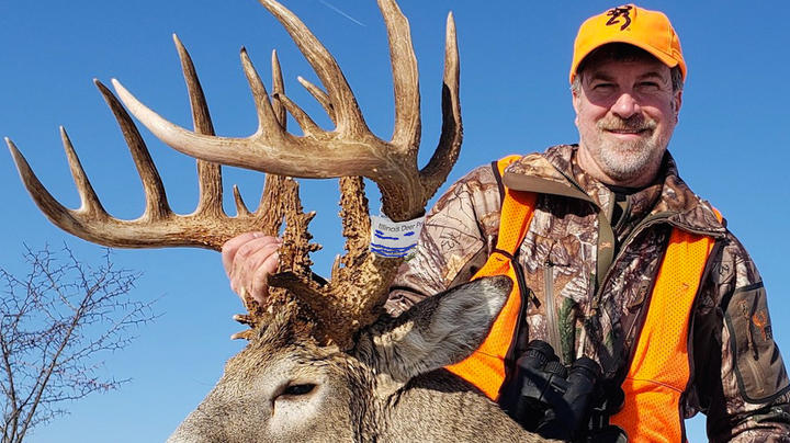 Hunter Tags Giant Buck After Nearly Giving Up the Search Preview Image
