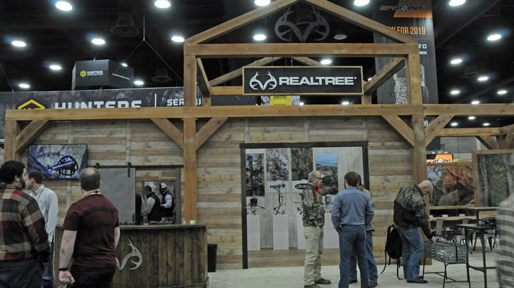 2019 ATA Show: New Realtree Booth Preview Image