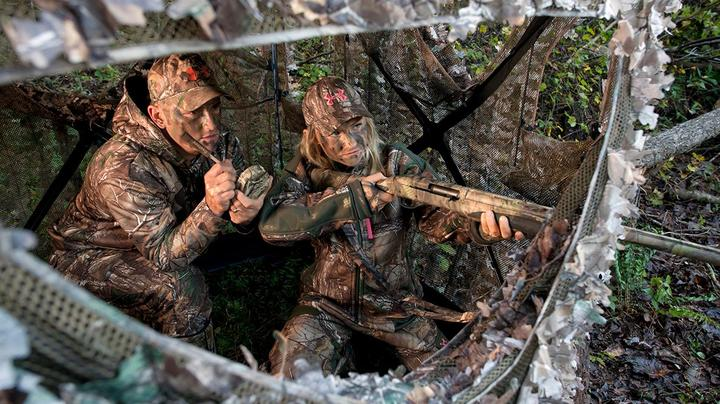 5 Ways to Share a Turkey Hunting Blind Preview Image