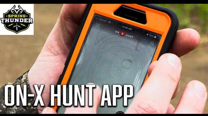Tested: Realtree's Phillip Culpepper Reviews the onX Hunt App Preview Image