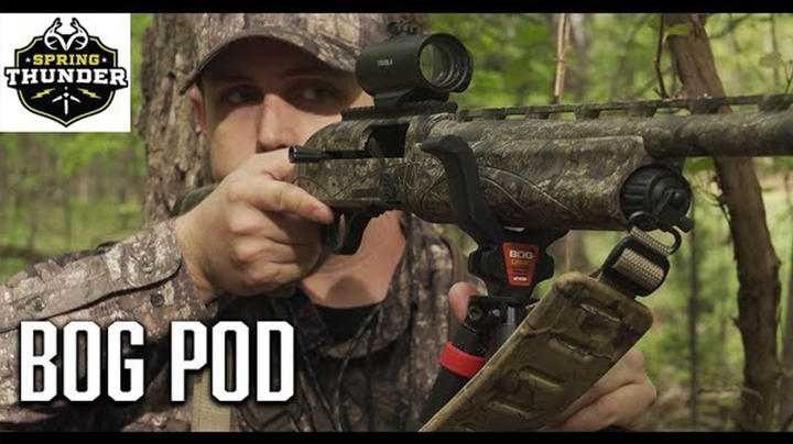 Tested: Realtree's Tyler Jordan Reviews the BOG CLD 3 Camo Shooting Tripod Preview Image