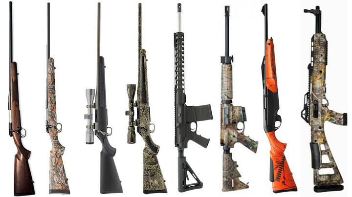 8 of the Best Deer Hunting Rifles for 2019 Preview Image