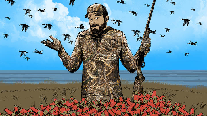 A Brief History of Duck Shooting (and Other Lies) Preview Image