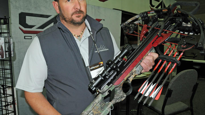 2019 ATA Show: New and Updated Realtree Camo Crossbows  Preview Image