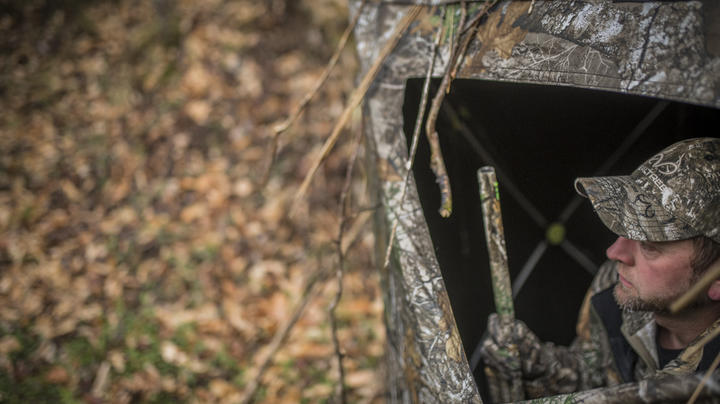 Blind Sit to Kill Your Late-Season Turkey Preview Image