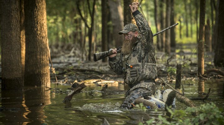 How the Duck Pros Deal with Hunting Pressure Preview Image