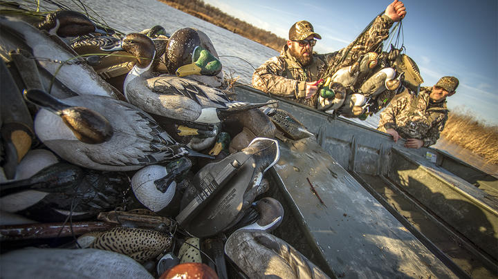 The Waterfowling Problem Solvers Preview Image