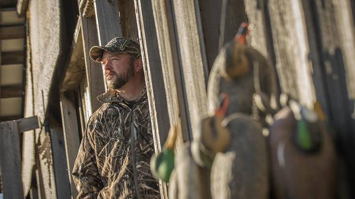 6 Signs That You're Not Easing Gracefully Into Waterfowling's Off-Season Preview Image