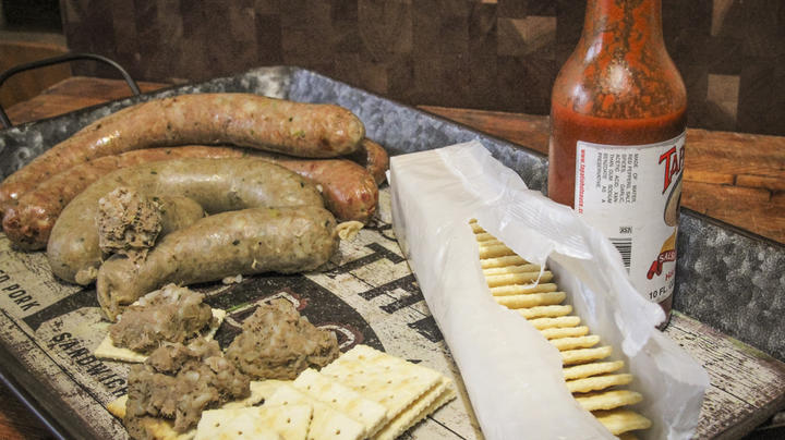 Wild Game Boudin Preview Image