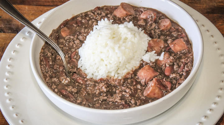 Venison and Sausage Red Beans and Rice Preview Image