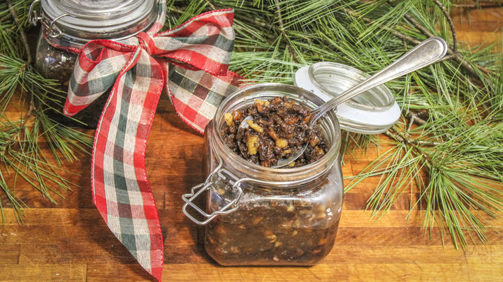 Old Fashioned Venison Mincemeat Preview Image