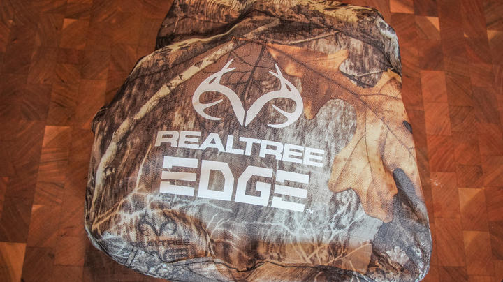 Build a DIY Turkey Hunting Ground Blind Kit Preview Image