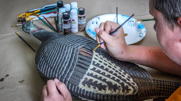 Paint Your Old or Inexpensive Turkey Decoys to Add Realism Preview Image