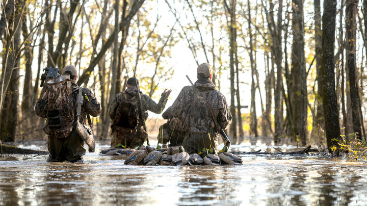 Delta Waterfowl Launches HunteR3 Program Preview Image