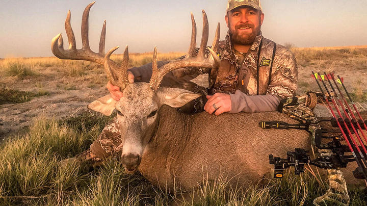 A Second Chance Kansas Buck Preview Image