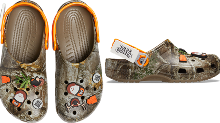 Realtree / Luke Combs Collaborative Crocs Top Seller for 2019 Preview Image