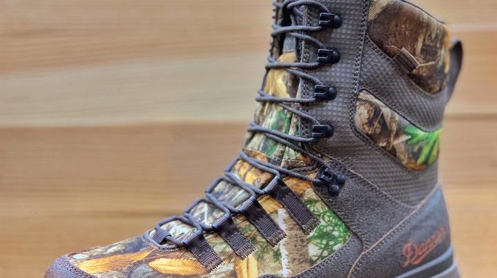 SHOT Show 2019: Boots in Realtree Camo for Turkey Hunting Preview Image