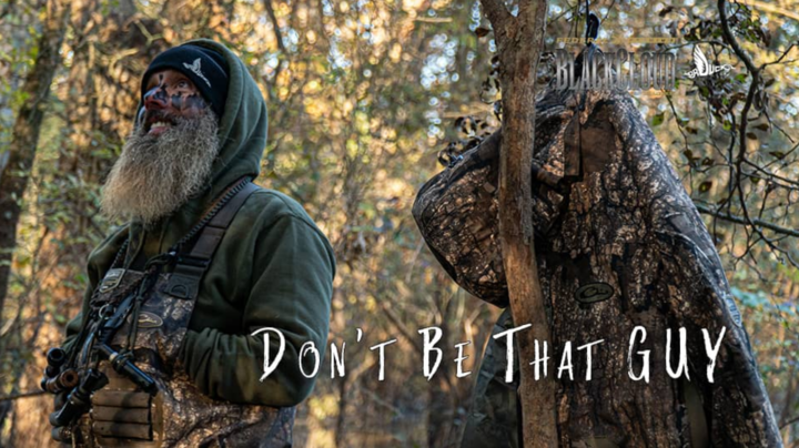 Black Cloud on Realtree 365: Dr. Duck on Scouting Public Timber — Don't Be That Guy Preview Image
