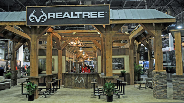 2019 SHOT Show: Realtree Booth Preview Image