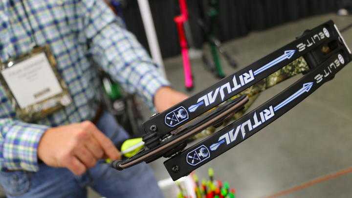 2019 ATA Show: New Elite Bows in Realtree Camo Preview Image