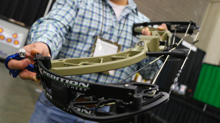 2019 ATA Show: New Xpedition Bows in Realtree Camo Preview Image