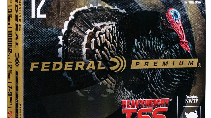 Turkey Hunting: New Federal Premium 2019 Shotgun Loads  Preview Image