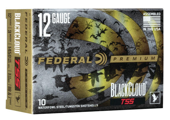 New Federal Premium Black Cloud TSS Loads Preview Image