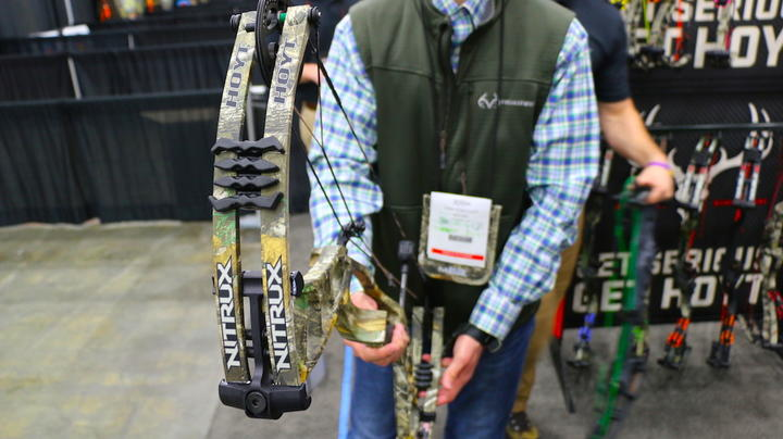 2019 ATA Show: New Hoyt Bows in Realtree Camo Preview Image