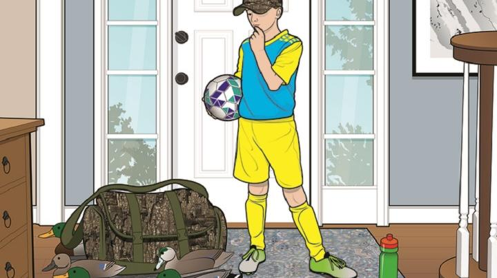 Are Sports Keeping Kids from Hunting?  Preview Image