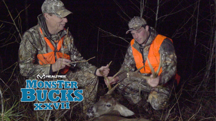Monster Bucks 27: NFL Player Luke Kuechly Pulls Antler Off Upon Recovery Preview Image
