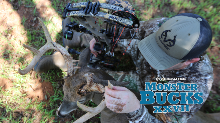 Monster Bucks 27: Michael Pitts Kills a Huge Georgia Deer Preview Image