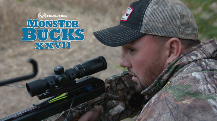 Monster Bucks 27: Mike Stroff Tags Big Illinois Deer with Crossbow Preview Image
