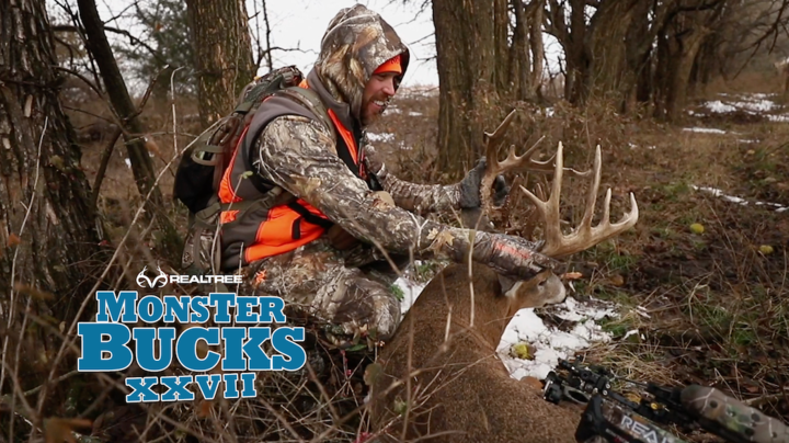 Monster Bucks 27: Trent Siegle Arrows Tight-Racked Deer Preview Image
